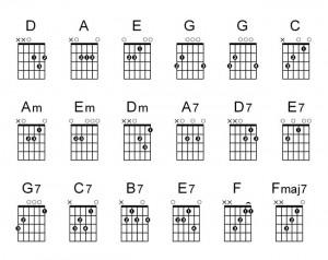 Gitaar akkoorden leren instrumentpassie