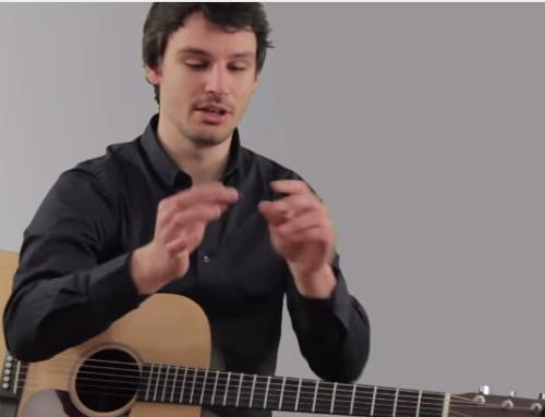 Eerste gratis gitaarles voor beginners